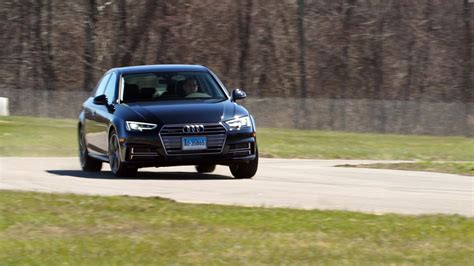 Consumer Reports Audi A4 2017 audi a4 review consumer reports