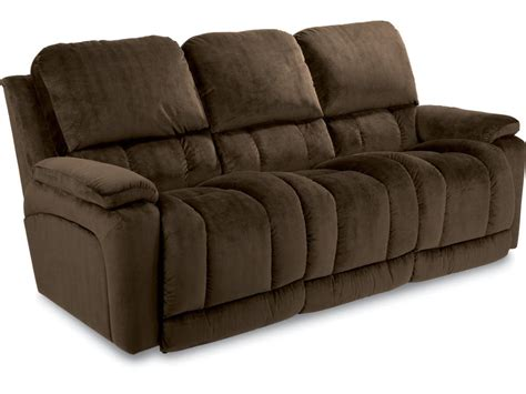 la z boy reclining loveseat la z boy living room full reclining sofa 440530 ramsey