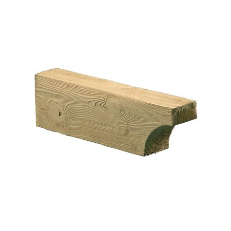 Composite Corbels Fypon 5 1 4 Inch X 5 1 4 Inch X 18 Inch Unfinished Wood