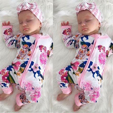 Romper Bebek Lengan Panjang newborn baby romper bodysuit jumpsuit