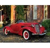 1936 Jaguar SS 100 Roadster Retro S Tw Wallpaper