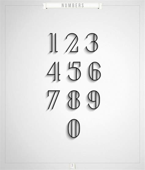 typography numbers 1000 images about typography numbers signage on typography calendar design and