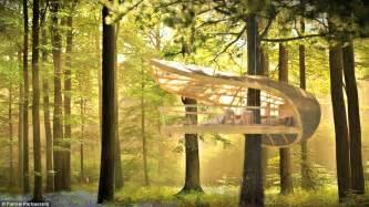 top 5 eco friendly houses spot the york e terra samara luxury tree house villas in canada s bruce