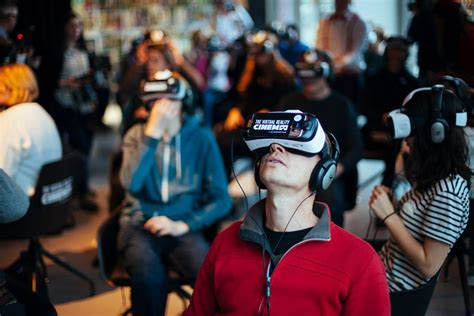 virtuality conference digital cinema virtual reality this is what a vr movie theater looks like vrscout