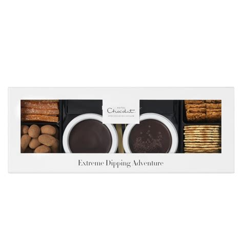 Hotel Chocolat Gift Card - the dark chocolate dipping adventure from hotel chocolat