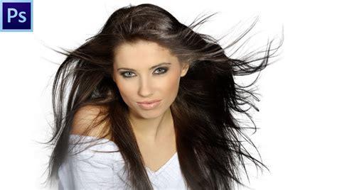 hair selection tutorial photoshop cs3 photoshop tutorials advance hair selection tutorial