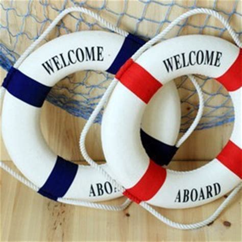 online get cheap life ring buoy decoration aliexpress com