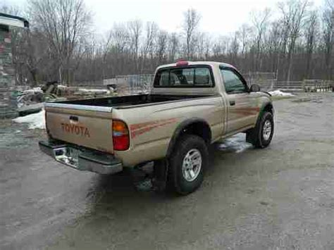 1995 Toyota Tacoma 4x4 Purchase Used 1995 Toyota Tacoma 4x4 4cyl Clean Truck