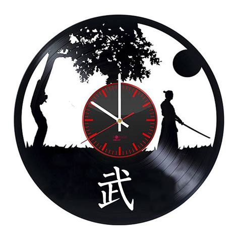 Wall Clock Handmade - japan handmade vinyl record wall clock fan gift vinyl clocks
