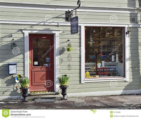 charming shop small charming shop in an wooden building located in