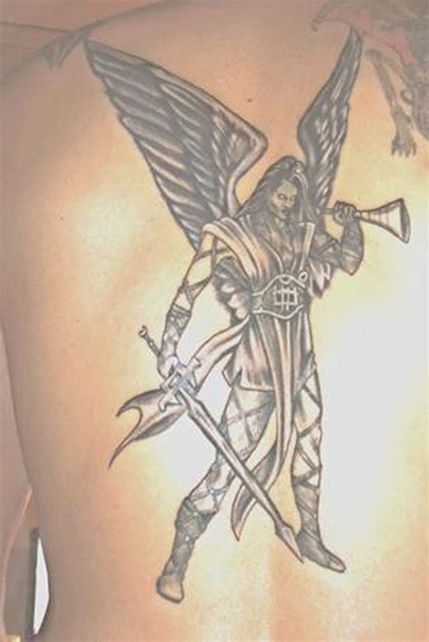 angel gabriel tattoo archangel tattoos