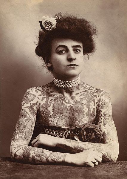 woman covered in tattoos covered new documentary on and tattoos ms