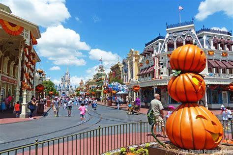 magic kingdom decorations 21 187 the purple pumpkin