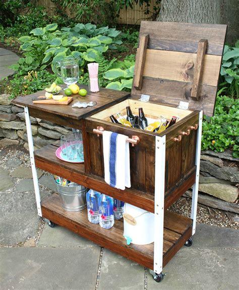 Build Blog 5 Diy Grilling Carts The Home Depot Blog