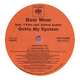 New Single From Bow Wow Outta My System by Bow Wow Records Lps Vinyl And Cds Musicstack