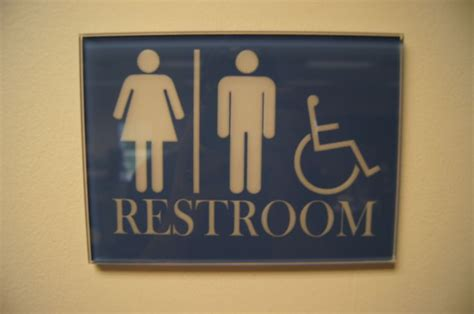 custom bathroom signs custom sign glass restroom sign glass sign restroom