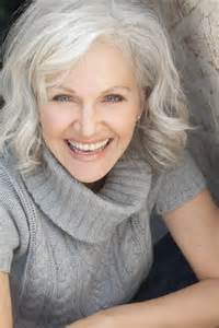 gray hair styles for younger 45 lovely hairstyles for mature women to try this year