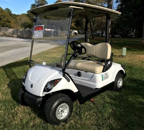 used electric golf cart top questions to ask before buying