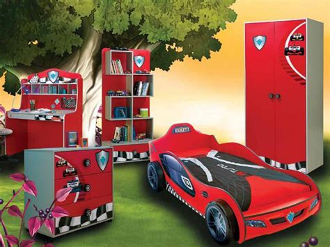 race car bedroom furniture car themed bedroom ideas for boys with picture boys