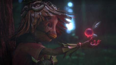 majoras mask fan video brings  life skull kids origin