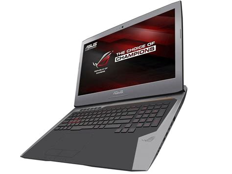 Laptop Asus Rog G752 the desktop grade asus rog g752 gaming laptop blasts its way into the uk windows central