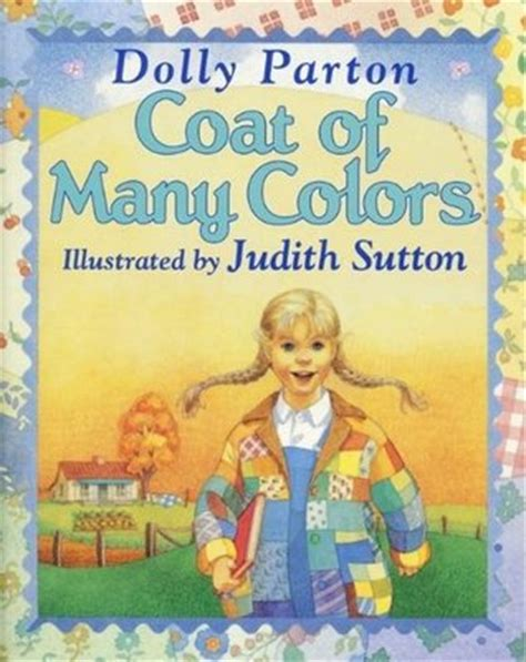 chroma a of many colors books coat of many colors by dolly parton reviews discussion