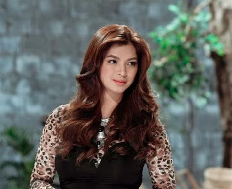 top 5 hairstyle of philippine female celebrities 2013 top 5 angel locsin hair cut for 2014 angel locsin hairstyle 2014
