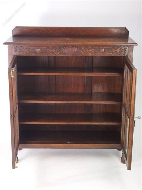 antique oak bookshelves antique edwardian oak bookcase antiques atlas