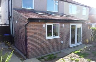 designing a house extension real slate lean to roof extension with velux windows google search kay spiller pinterest