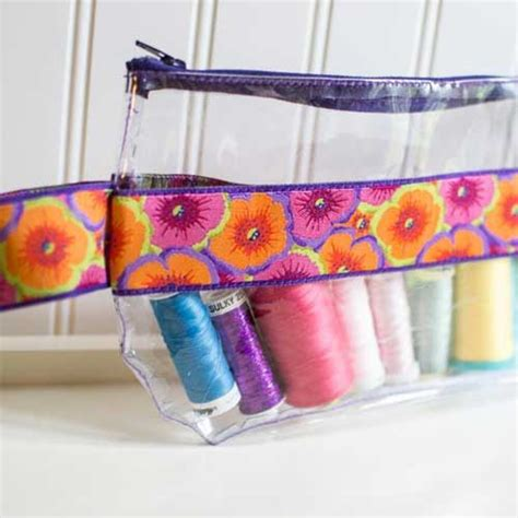 free sewing pattern zippered pouch ribbon and vinyl zipper pouch free sewing pattern love