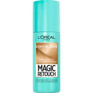 And The Magic L by Spray Instantan 233 Effaceur De Racines Magic Retouch De L Or 233 Al Blond 75 Ml Livraison
