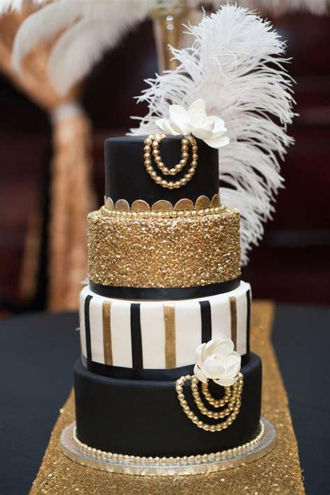 Najma Black najma and abdulghani s great gatsby themed wedding in 2019