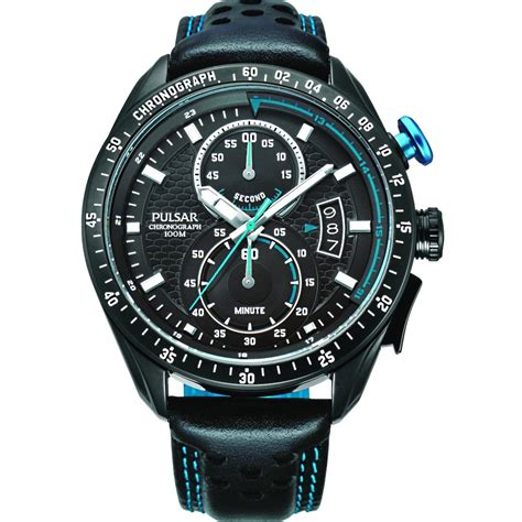 s wrc chronograph with rotating date display