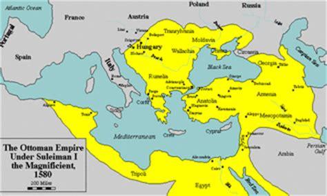 ottoman empire period 1450 1750 mr bevan