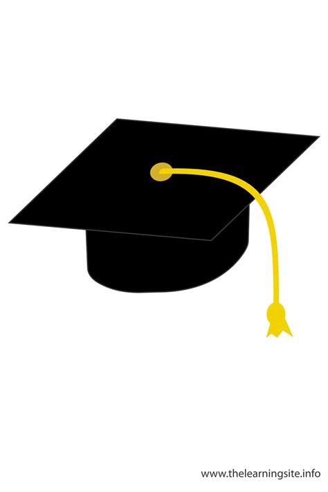 graduation cap graduation hat flying graduation caps clip graduation cap line 5 clipartix