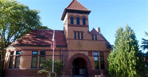Plumb Library by The Valley Voice Slavery Is Topic Of Talk At Plumb