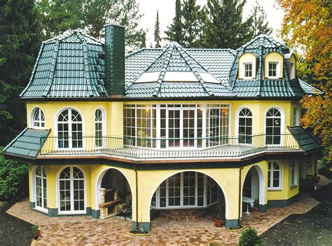 haus mit veranda bauen haus mit mansarddach bauen villen architektenh 228 user