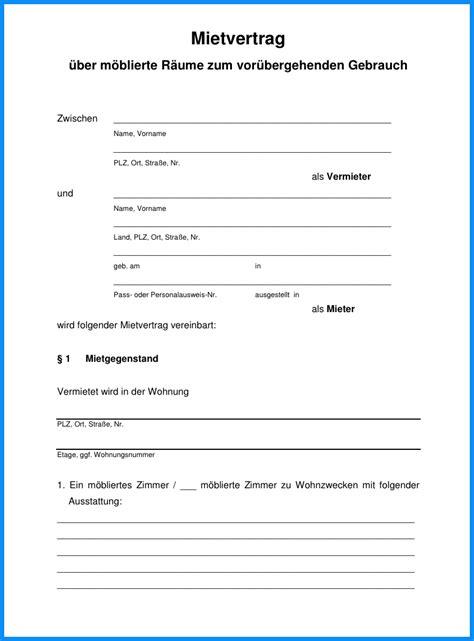 Muster K Ndigung Wohnung Englisch 7 vorlage wohnungsk 252 ndigung business template