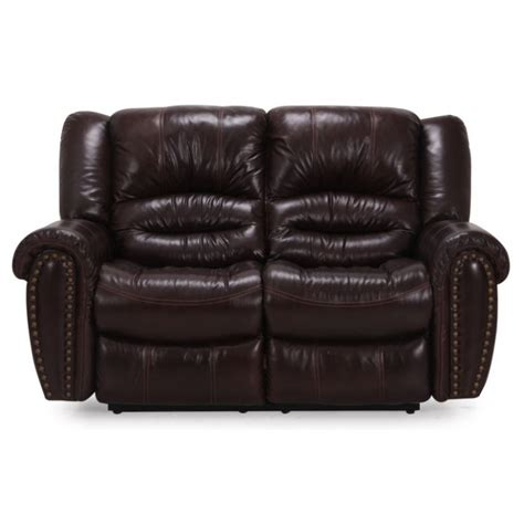 cheers  leather reclining sofa collection eaton