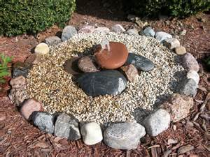 Garden Rock Features Hometalk Bubbling Rock Water Feature