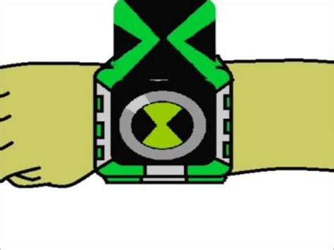 How To Make A Paper Ben 10 Omniverse Omnitrix - como funciona o omnitrix ben 10 omniverse