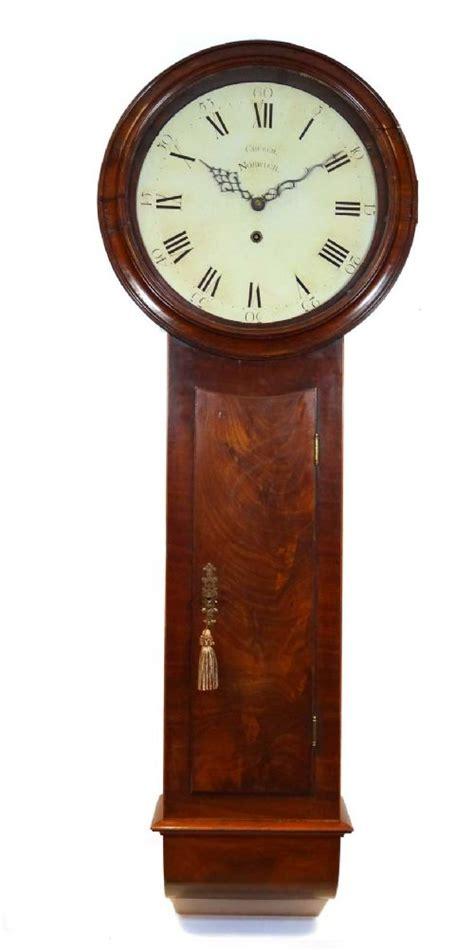 antique wall clocks antique norfolk wall clock 249008 sellingantiques co uk
