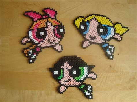 where to get perler powerpuff perler perler bead creations