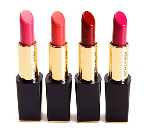 Lipstick Estee Lauder Color Envy best worst of estee lauder color envy lipsticks