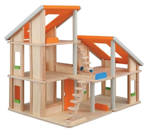picture of doll house wooden dolls house
