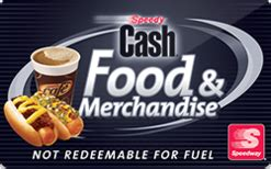 Speedy Gift Card - buy speedway food merchandise only gift cards raise