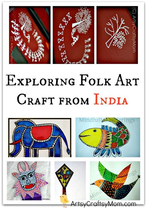 indian arts and crafts for 25 best ideas about india crafts on monkey