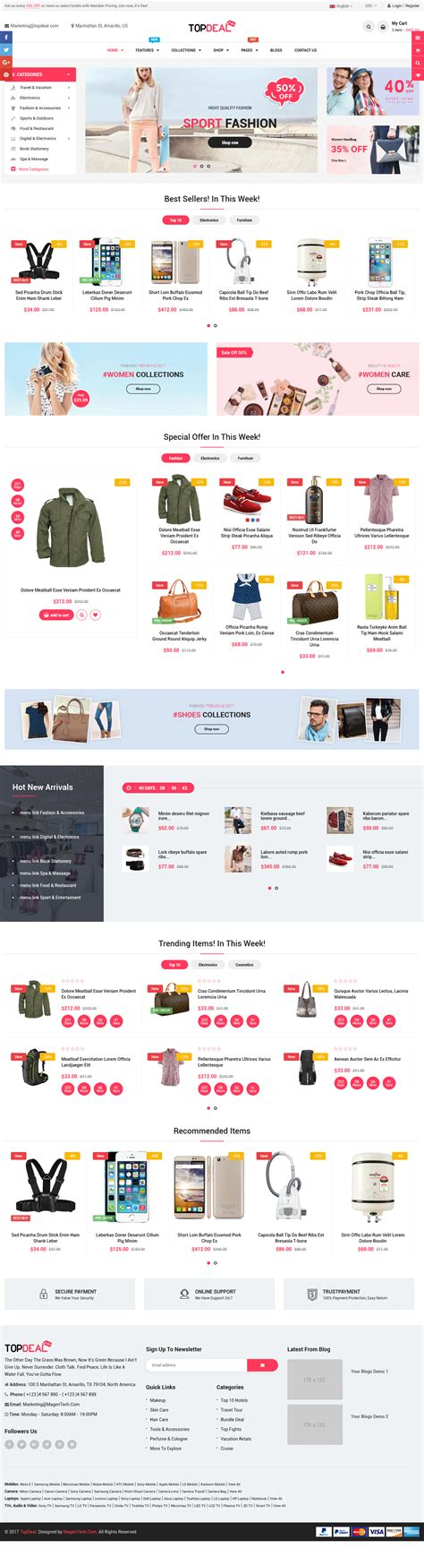 part three changing your shopify theme and design youtube topdeal multipurpose shopify theme with sectioned drag