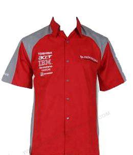 Pesan Baju konveksi seragam kerja kemeja karyawan pria murah pesan