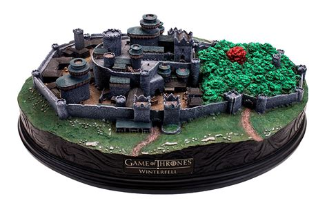 layout game of thrones game of thrones winterfell desktop statue